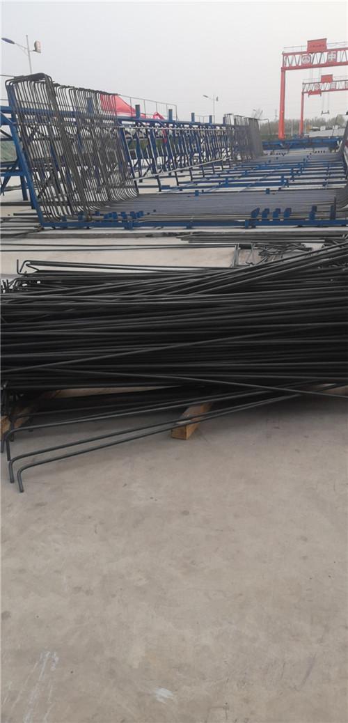 博城融通钢材生产场地