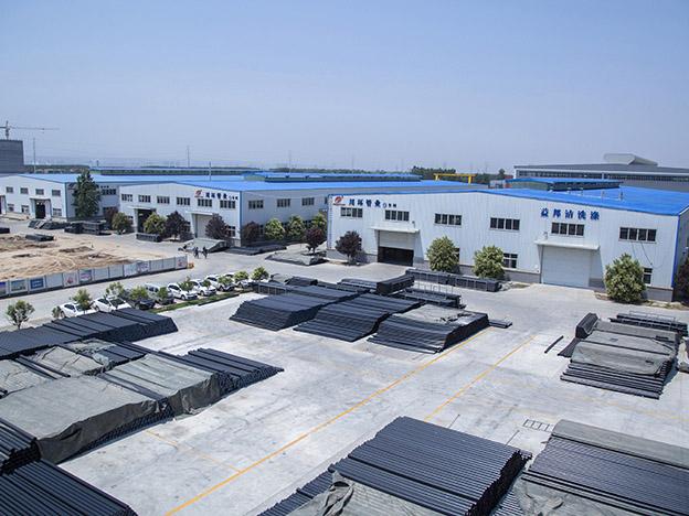 陕西川环—生产基地