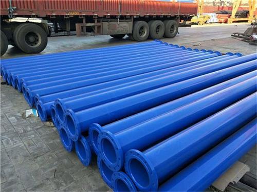 四川复合钢管价格