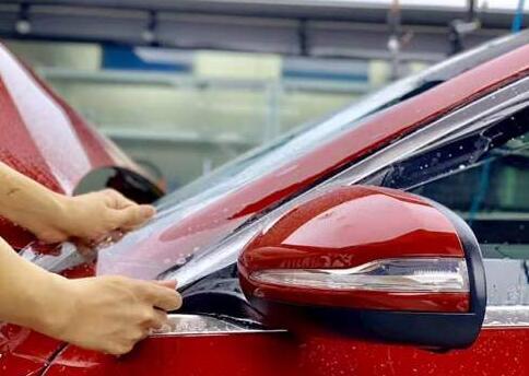 如果汽车贴膜后气泡了应该怎么办呢,谁有什么好办法吗?