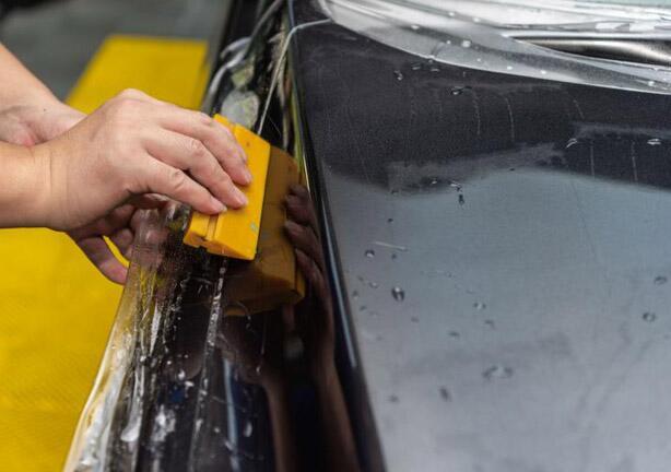 车主在选择汽车贴膜的时候往往因为哪些因素