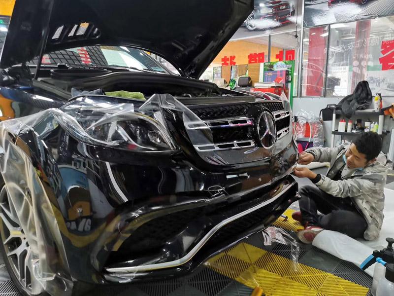隐形车衣能够保护车漆免受多少伤害