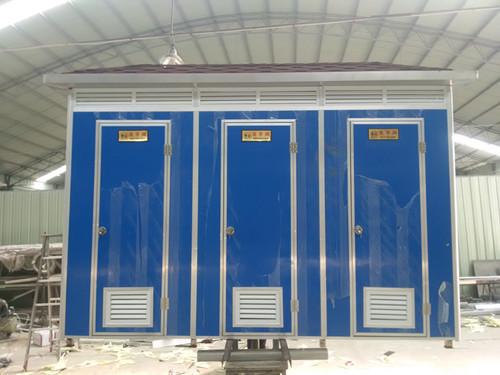 郑州移动厕所都有哪种