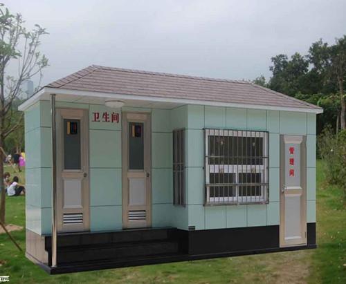 郑州移动厕所风采