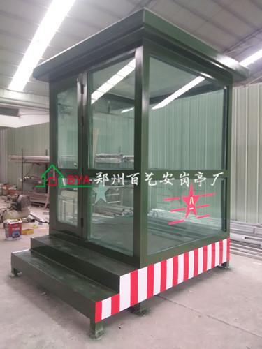 防弹玻璃岗亭BYA-D13