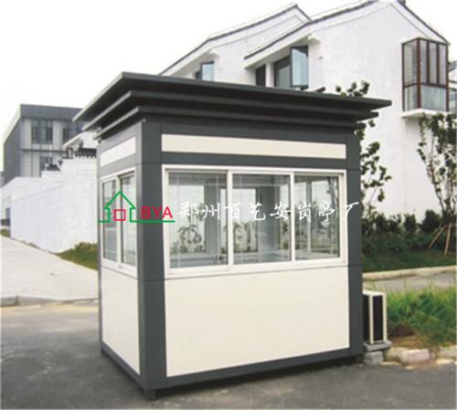 铝塑板岗亭BYA-E10