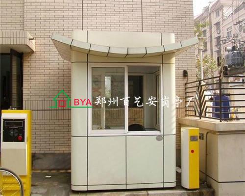 铝塑板岗亭BYA-E15