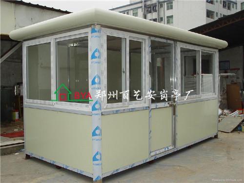 彩钢岗亭BYA-E22