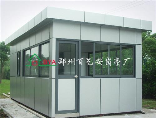 铝塑板岗亭BYA-E23