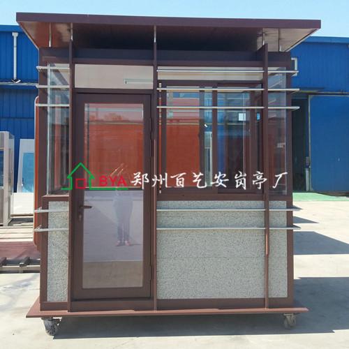 高端艺术岗亭BYA-C03