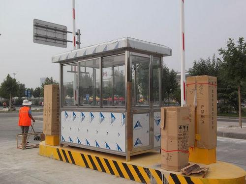 郑州不锈钢岗亭价格
