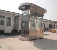 郑州不锈钢岗亭制作工艺有哪些呢?