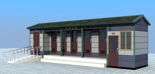 郑州移动厕所的优点有哪些呢?