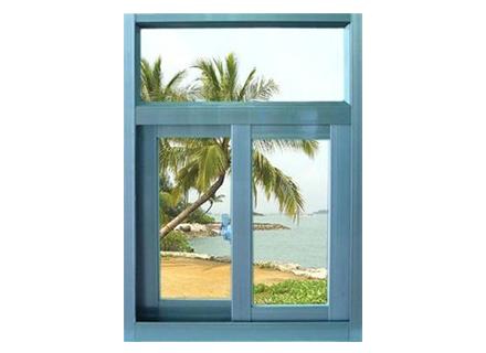 断桥铝门窗70平开隔音窗