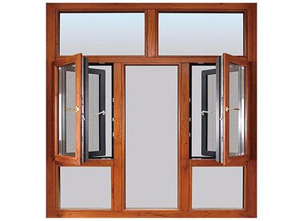 断桥铝门窗——凤铝60平开窗