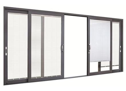断桥铝门窗凤铝90平开窗