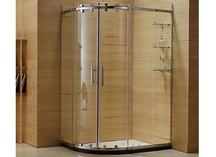 铝合金门窗——沐浴房