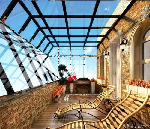 成都阳光房为何不要玻璃顶?