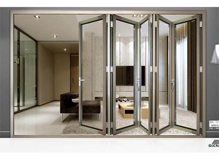 按照成都铝合金门窗的开门方式区分有几种呢