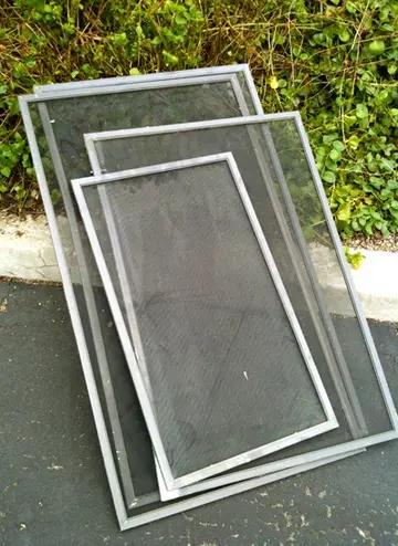成都纱窗在我们室内装修中有哪些作用、怎样挑选?