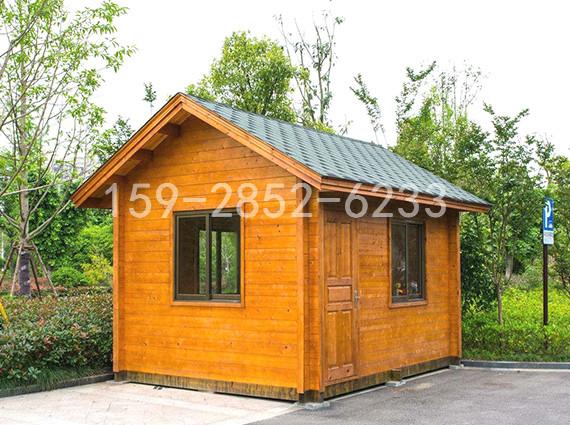 四川防腐木木屋工程