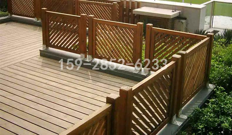 四川防腐木地板