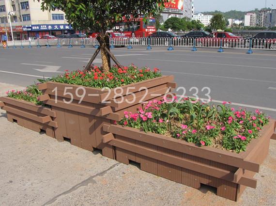 什么样的花适合种在四川防腐木花箱里?