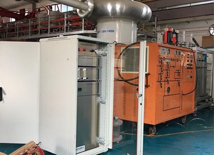 动态配气在高压气体设备供气中的应用