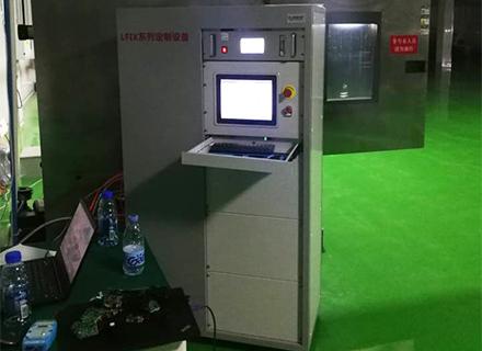 动态配气在气敏传感器标定中的应用