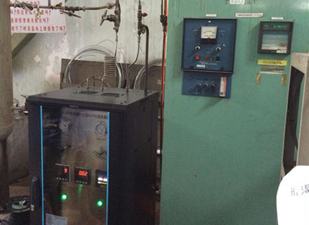 动态配气在多晶硅材料中的应用