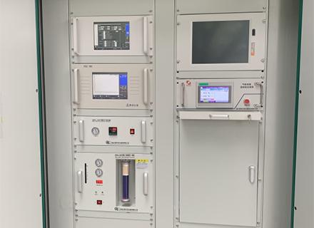 动态配气在室外环境监测站的应用