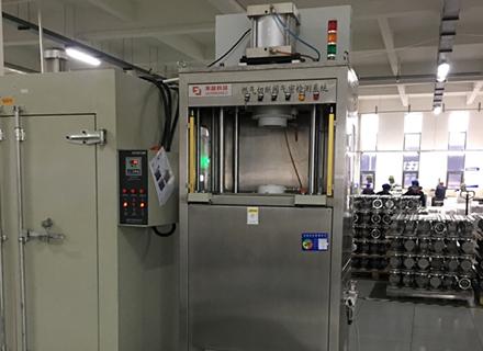 阀们测试装置在工业阀生产中的应用