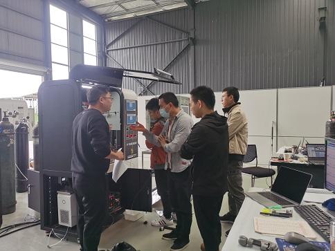 欢迎氮氧传感器生产厂家现场考察传感器标定装置