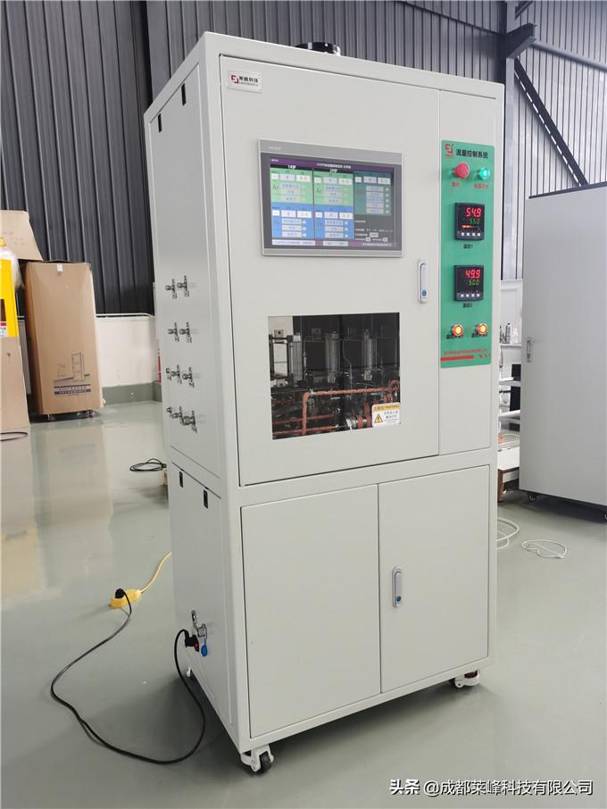 气体稀释装置在金属新材料中的运用情况