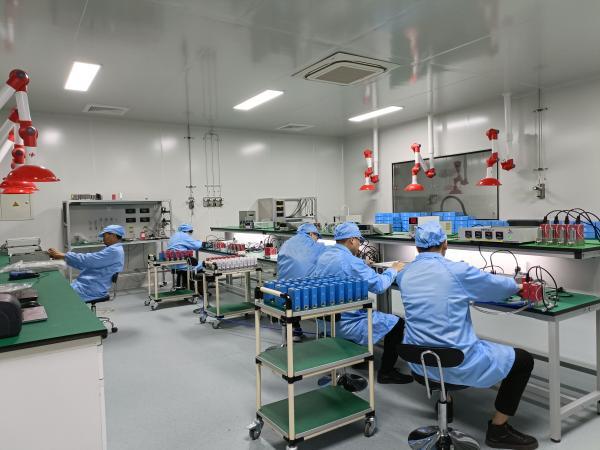 热式气体质量流量计出厂前的调试与标定