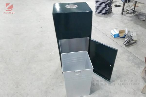 办公楼公共区域保洁垃圾桶的工作流程及质量要求