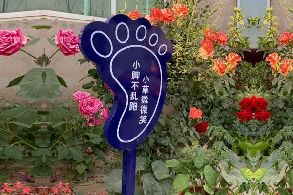 郑州提示牌制作厂家尺寸有标准要求
