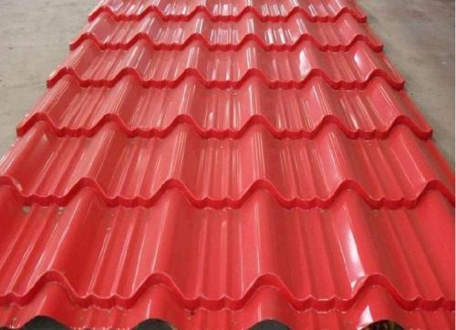 新型成都彩钢板为建筑彩钢行业增添色彩