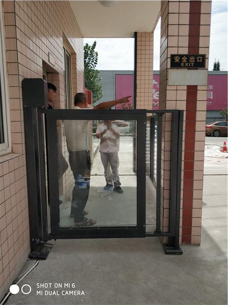 新都龙桥 小门系统