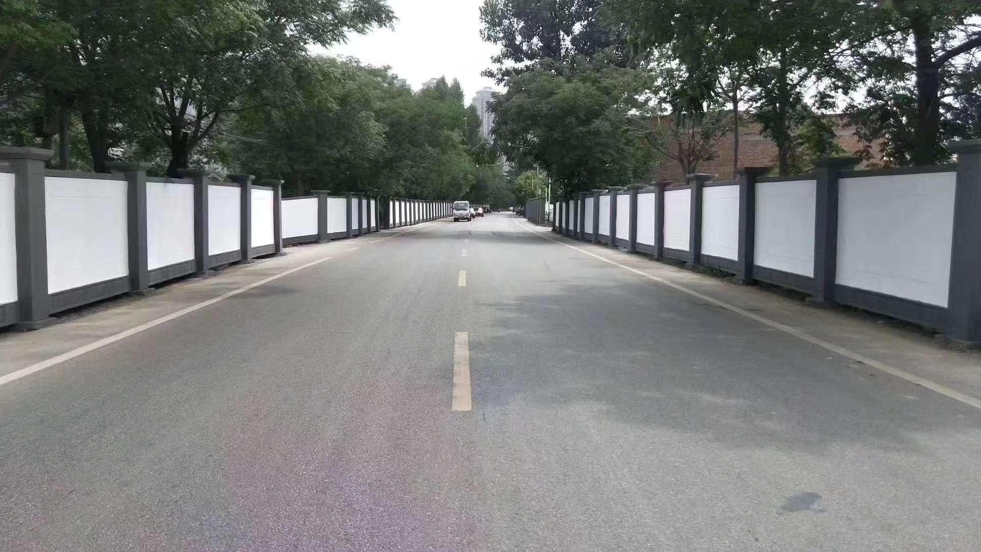 陕西颐德告诉您在预制围墙施工过程中要考虑的问题