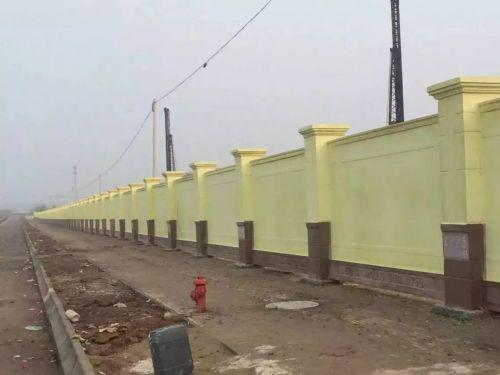 陕西工程围墙厂家