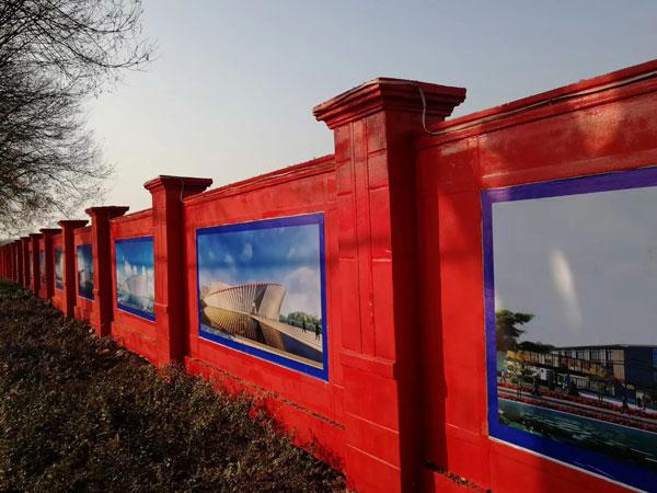 陕西工程围墙的施工成本是可以降低的你知道吗?快跟小编来了解吧