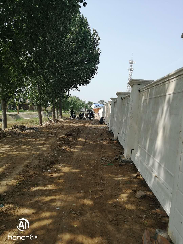 水泥围墙板,建筑工地的好帮手!
