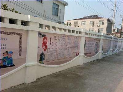 制做陕西文化院墙的注意事项