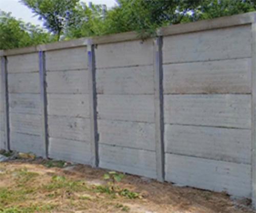 原来水泥预制围墙的优势有这么多……