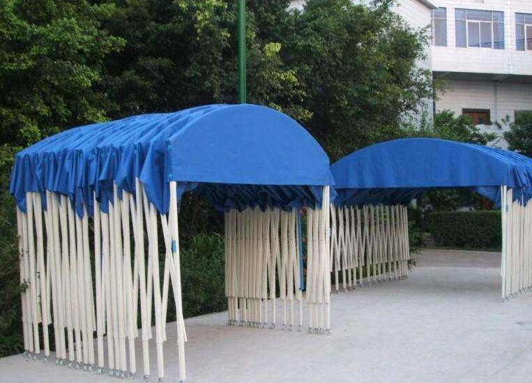 推拉篷的材質與特色跟著我們去了解一下吧