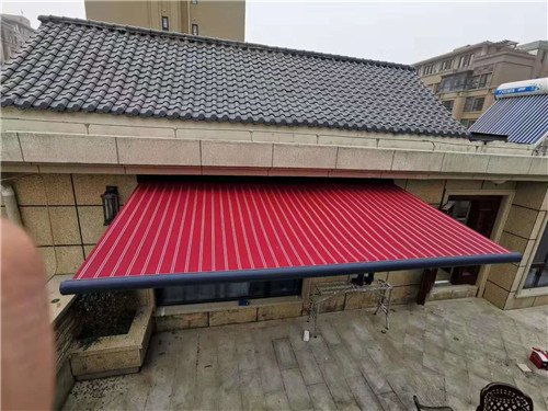 关于伸缩式遮阳篷的系统原理有哪些?