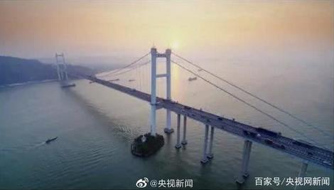 5月15日上午,广东省交通集团发布消息虎门大桥恢复交通
