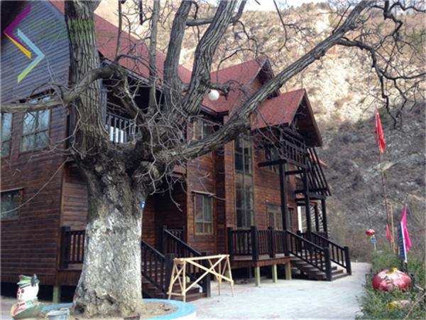 瑶寨----古朴瑶寨木屋