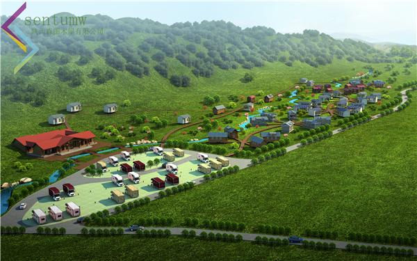 景区总体规划